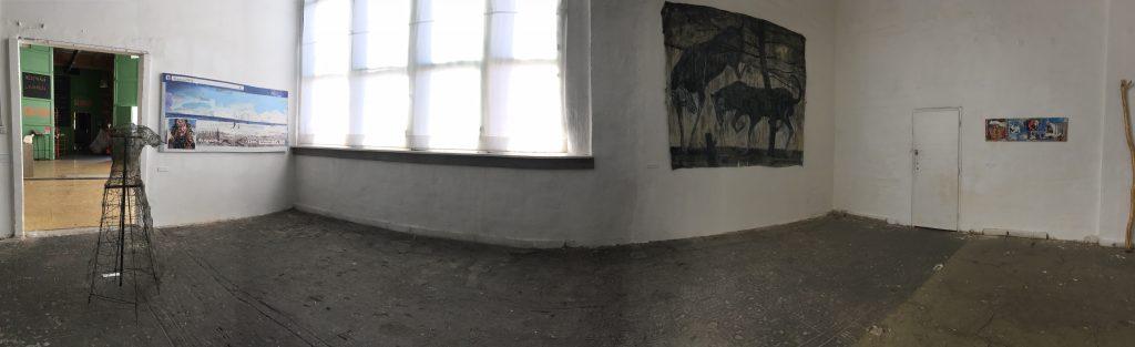 Nézetháló – Lakógyűlés         az Artus lakók kiállítása