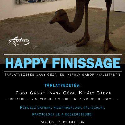 happy finissage