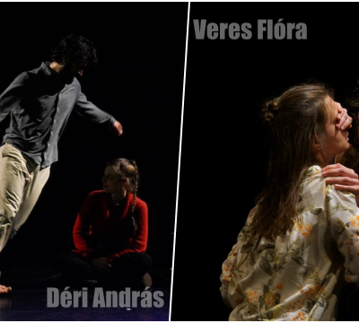 L1-est: Veres Flóra és Déri András