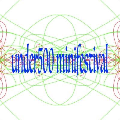 Under500 minifesztivál – 2020