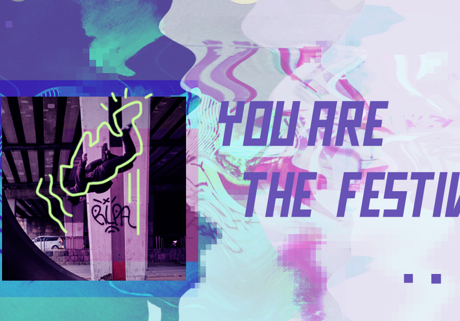 Flying Bodies – You are the Festival