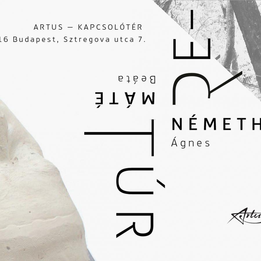 Németh Ágnes és Máté Bea kiállítása